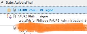 emails signés chiffrés